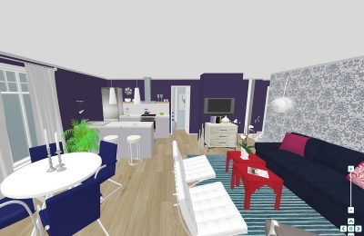 4 differences between Interior design and interior decoration