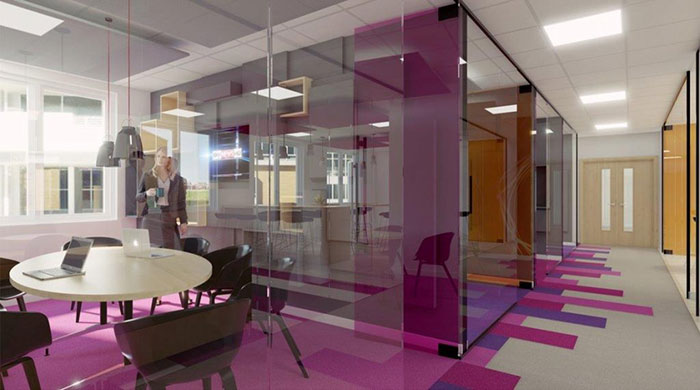 The benefits of hiring professional interior designer for your office