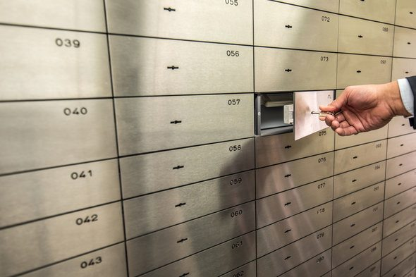 Challenges of Using Bank Deposit Lockers